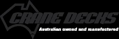Crane Decks Logo